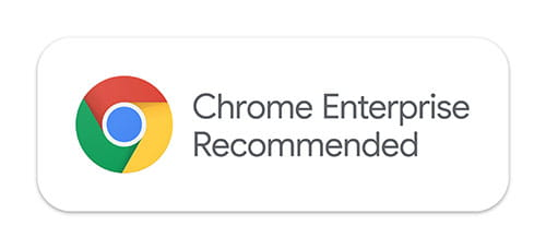 Chrome Enterprise Recomended